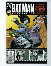 BATMAN CHRONICLES # 22 (LADY SHIVA, OCT 2000) NM