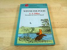 A. A. Milne: Winnie-the-Pooh / Englisches Buch