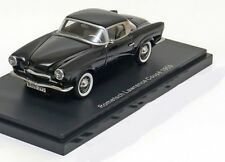 ROMETSCH LAWRENCE COUPE 1959 BLACK BOS 43290 1/43 NOIR SCHWARZ NOIRE RESINE