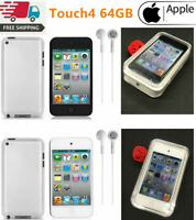 ✔ NEW IPOD TOUCH 4TH GENERATION 64GB BLACK/WHITE MP3 MP4 Player ✔