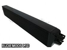 AIRTEC Ford Focus Mk1 RS Uprated Charge Cooler Radiator 70mm core Stealth Black