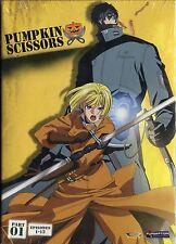 Pumpkin Scissors - Season 1 Part 1 (DVD, 2008, 2-Disc Set)