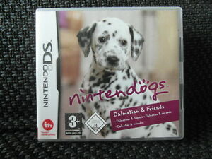 Nintendo DS  Spiel NINTENDÖGS DALMATIAN & FRIENDS