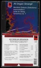 "ALI DOGAN SINANGIL ""Mevlana Oratorio"" (CD) 1995 NEUF"
