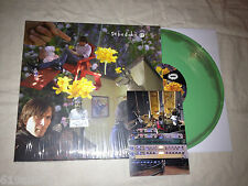 Sebadoh, Secret EP, Limited Edition of 300, Hand Numbered, Green Marbled Wax