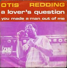7inch OTIS REDDING a lover's question HOLLAND +PS