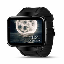 New Lemfo LEM4 Bluetooth Wireless 4G SIM GPS Smart Watch Wrist Phone For Android