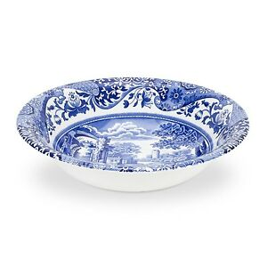Spode Blue Italian Cereal Bowl 15cm