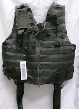 SURVIVAL VEST US MILITARY AIRCREW AIRCRAFT CMU-33 P22P-18 W/ POUCHES NEW IN BAG