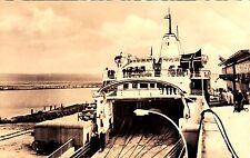Saßnitz , Fährschiff Saßnitz  ,Ansichtskarte