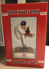 Curt Schilling Brockton Rox Bobble Ankle Bloody Ankle 2005