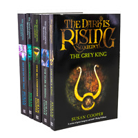 The Dark Is Rising Sequence Collection 5 Books Set by Susan Cooper NEW