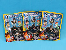 3x DC Super Heroes! Series 1 Blind Bag Mystery Figures Sealed