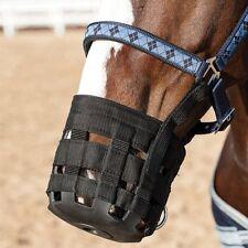 ELDORADO Weidemaulkorb - Vollblut - Weide Maulkorb für Pferde Fressbremse VB
