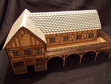 WARGAME SCENERY TUDOR  FANTASY STOREHOUSE KIT FOR  WARHAMMER STYLE