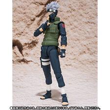 Naruto Hatake Kakashi Action Figure Bandai SH Figuarts