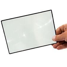 A5 BOOK PAGE MAGNIFIER APPROX. 4 TIMES MAGNIFICATION
