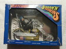 "MATCHBOX / HASBRO  SCREAMIN DEMONS   "" BIG BUZZARD ""  IN  OVP  1972  SUPERSELTEN"