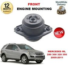 FOR MERCEDES BENZ W164 ML 280 300 320 350 4MATIC 2005-2011 FRONT ENGINE MOUNTING