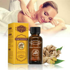 30ML HOTSALE SPECIAL OFFER PLANT THERAPY LYMPHATIC DRAINAGE NATURAL GINGER OIL