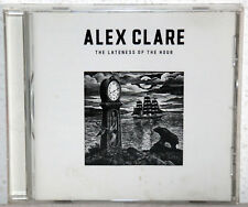 CD Alex Clare-The lateness of the Hour
