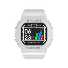 Lanon Waterproof Smart Watch Heart Rate Sleep Fitness Tracker For Ios Android