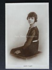 Actress MISS VESTA early 1900 RP Postcard by Philco & Co 3176