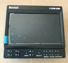 "Marshall 5"" V-LCD50-HDMI  Field Monitor"