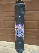 GNU Wide Carbon High Beam 157 cm snowboard