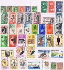 FALKLAND ISLANDS 1891 - 1995 Collection (43) CV $ 158+
