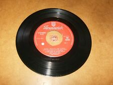 BILL HALEY AND HIS COMETS - EP UK BRUNSWICK 9250 ( no cover ) / LISTEN