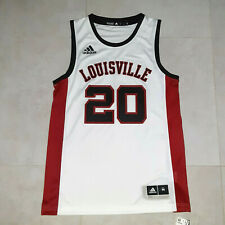 NWT! Adidas Louisville Cardinals Basketball Mens Swingman Jersey Men's Size-Med