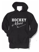 "ADULT HOCKEY MOM custom gildan hooded sweatshirt ""HOCKEY MOM"" HOODIE"