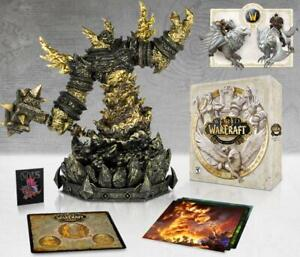 WORLD OF WARCRAFT 15th ANNIVERSARY COLLECTOR'S EDITION PC BRAND NEW-SEALED!!!