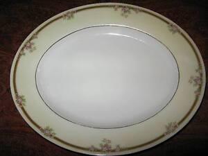 "Tirschenreuth Bavaria China - Madison 8101 – 11.75"" Serving Platter - Germany"