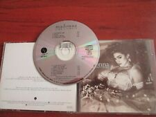 Madonna ‎- Like A Virgin [CD 1985] EARLY ISSUE NEAR MINT