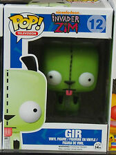 Green Funko TV, Movie & Video Game Action Figures