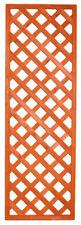 pannello grigliato di legno cm 45x180h fioriera terrazzo balconi giardino