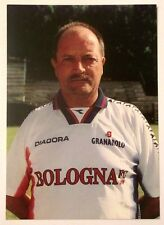 Cartolina Bologna Calcio 1997-98 Renzo Ulivieri