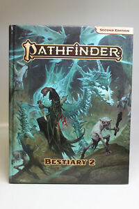Pathfinder Bestiary 2 2nd Ed