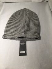 Abercrombie & Fitch  Beanie, color=Gray, ONE SIZE, Free Shipping, (A644)