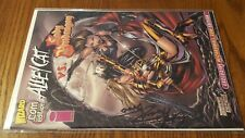 Alley Cat vs. Lady Pendragon Wizard.com Edition with COA - SIGNED!