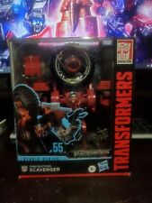 Hasbro Transformers Toys Studio Series 55 Leader Class ROTF Scavenger