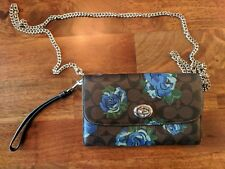 Coach Signature Floral Crossbody Style F39149 - NEW! FREE SHIPPING!