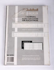 Guildhall Accounts Analysis Book 32/DCJ