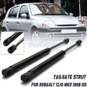 FOR RENAULT CLIO MK2 HATCHBACK 1998-2005 REAR TAILGATE BOOT TRUNK GAS
