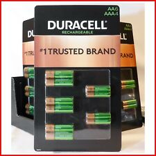 Duracell Rechargeable Batteries for sale | eBay
