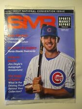 Sports Market Reports SMR - August 2017 - Kris Bryant cover - new in bag