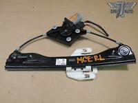 11-16 MINI COOPER COUNTRYMAN R60 REAR LEFT DOOR WINDOW REGULATOR W/ MOTOR OEM