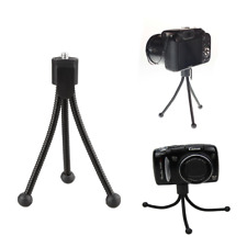 Pour Sony appareil photo DSLR SLR Mini Trépied Flexible Monopod Mount Stand 1/4 - 20